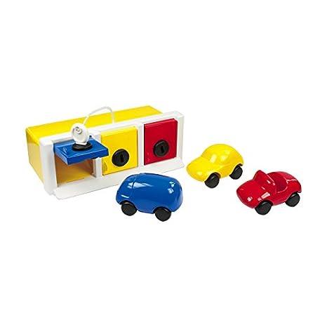 Amazon アンビトーイ Ambi Toys ロック アップ ガレージ