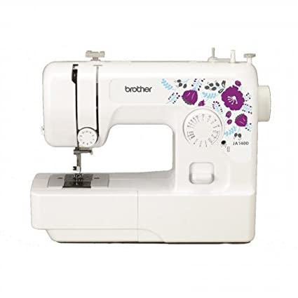 Brother JA 40 Electric Sewing Machine White Amazonin Home Adorable Brother Ja 28 Sewing Machine Manual
