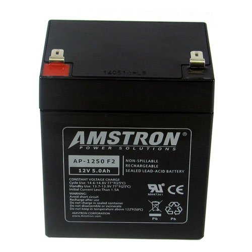 Amstron Replacement UPS Battery for APC SYBT2