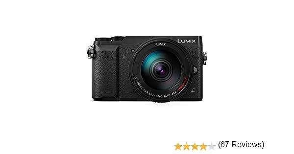 Panasonic Lumix DMC-GX80H - Cámara EVIL de 16 MP, Pantalla de 3