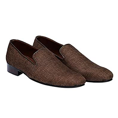 Turk & Fillmore Brown Loafers & Moccasian For Men