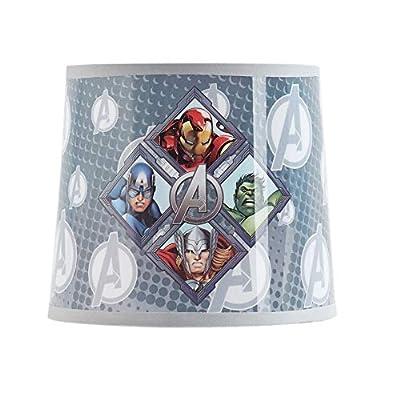 Marvel Avengers Stick Lamp, Grey: Toys & Games