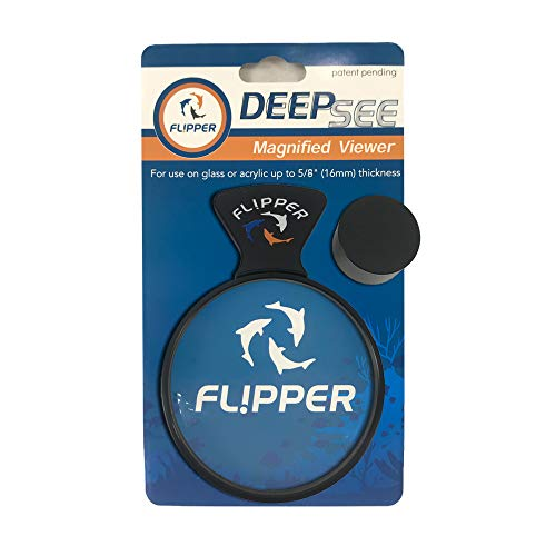 (FL!PPER DeepSee Magnified Magnetic Aquarium Viewer 4