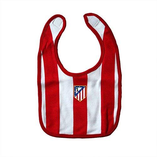 Canastilla bebe linea futbol - Atletico de Madrid - Set regalo recién nacido futbol: Amazon.es: Bebé