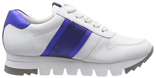 factory outlet Kennel und Schmenger Schuhmanufaktur Women's Lion Trainers White (Bianco/Cobalto /Ocean Sohle Weiß 431) countdown package cheap online NXGrylZzW