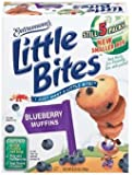 Entenmann's Little Bites 5 ct Blueberry Muffins 8.25 oz (Pack of 6)