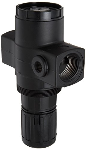 Dixon R17-800R Norgren Series Regulator without Gauge, 1'' Size, 480 SCFM, 1'' Port Size, 5-125 PSI by Dixon Valve & Coupling
