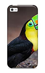 Quality Esther Bedoya Case Cover With Toucan Bird Nice Appearance Compatible With Iphone 5c