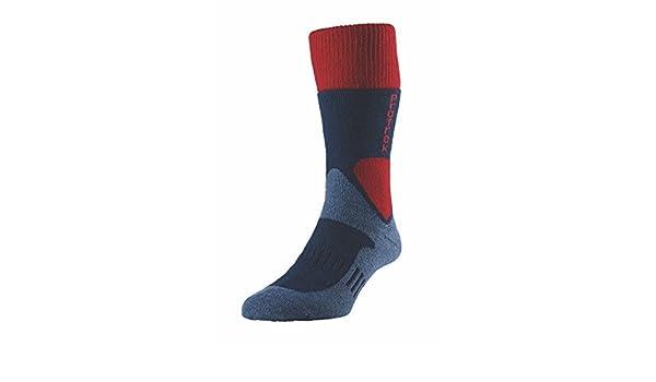 Merino Wool HJ ProTrek Challenger Socks Comfort Toe Arch Support Full Terry