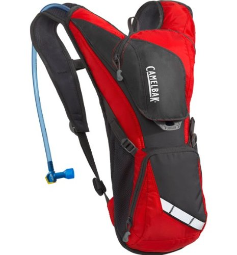 Camelbak Rogue 70 oz Hydration Pack, Racing Red/Charcoal, Outdoor Stuffs