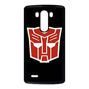 Autobots transformers_003 TPU Case Cover for LG G3 Cell Phone Case Black