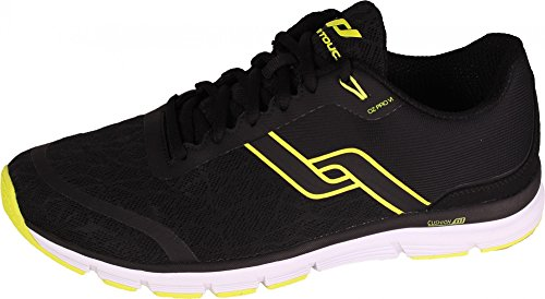 Oz Scarpe Black green M Touch Run Lime Di Pro Vi xE8IqC80