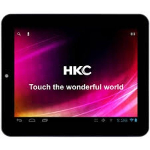 HKC P886A 8-Inch 8GB Android 4.1 Tablet w/1GB RAM & Dual-Core 1.5 GHz Processor - Black