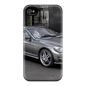 WwOlHkv3lztYI DaMMeke Awesome Case Cover Compatible With Iphone 4/4s - Amg Cl63 C216 '2010 wangjiang maoyi
