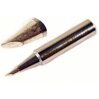 Hakko T18-S7 - T18 Series Soldering Tip for Hakko FX-888/FX-8801 - Bevel - 1.2 mm/60? x 14.5 mm - Soldering Iron Tips - .com