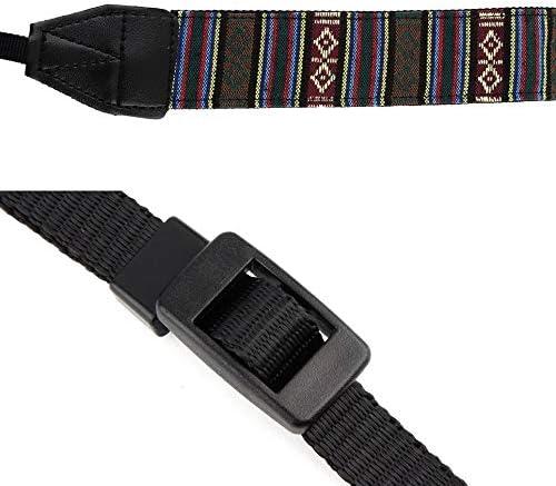 Camera Shoulder Neck Strap For Nikon Single Shoulder Slings Belts Adjustable Feature for Preferred Positioning Universal Strap