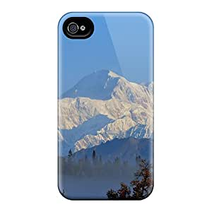 Iphone 4/4s Case Cover Mount Mckinley Case - Eco-friendly Packaging