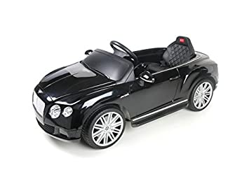 Bentley Authorized Bentley Continental GT Speed Convertible Luxury Upgraded  Version 12V Electric Ride On Car LED