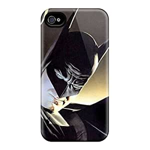 New Design Shatterproof TAhAw20266DQDgQ Case For Iphone 4/4s (batman I4)