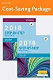 Step-by-Step Medical Coding, 2018 Edition – Text and Workbook Package