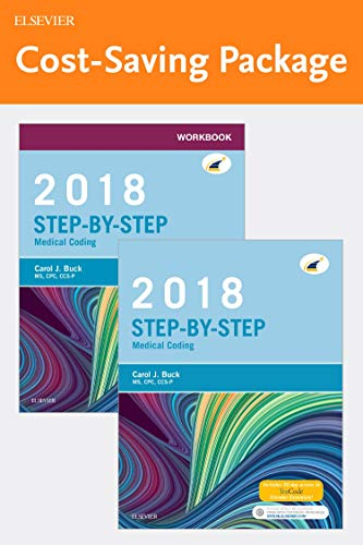 Pdf Health Step-by-Step Medical Coding, 2018 Edition – Text and Workbook Package
