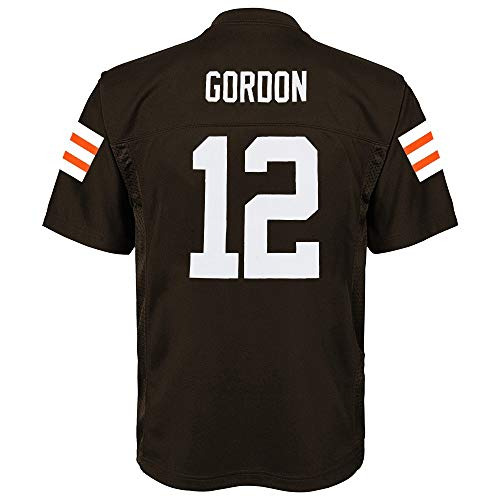 Outerstuff Josh Gordon NFL Cleveland Browns Mid Tier Home Brown Jersey Youth (S-XL)