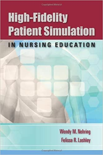 Book High-Fidelity Patient Simulation In Nursing Education by Wendy M. Nehring (2009-05-28)