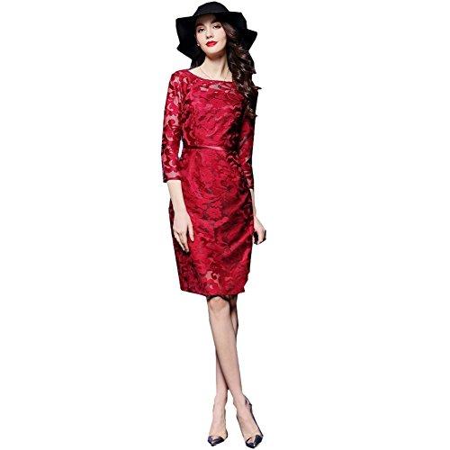 JBZYM VD79052C2 Long Skirt In The Waist Women Dresses - Size XXXL