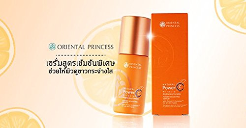 Oriental Princess Natural Power C Miracle Brightening Complex Power Boosting Serum 60ml - Dermalogica Power Concentrate