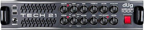 1000 watt bass amp head - 7