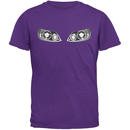 Old Glory Herren T-Shirt Violett Violett