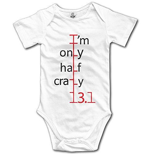 I Am Crazy Baby Onesie - 3