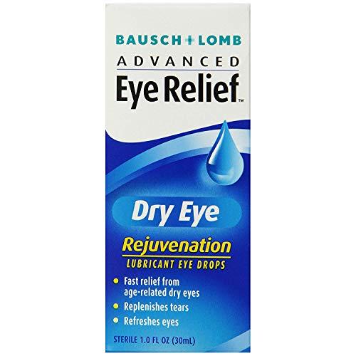 Bausch & Lomb Advanced Eye Relief Dry Eye Lubricant Eye Drops 1 Count