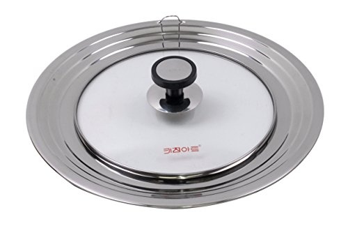 9 frying pan with lid - 2