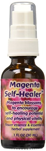 Flower Essence Services Magenta Self-Healer Spray, 1 Ounce
