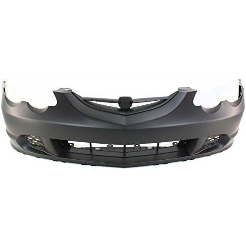 02 acura rsx front bumper cover - 4
