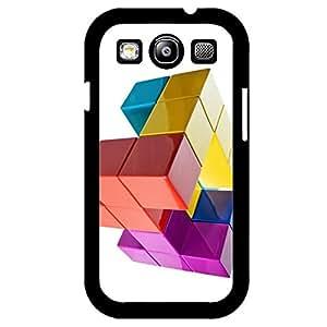 Artistic Esthetic Tetris Phone Case Cover for Samsung Galaxy S3 I9300 Tetris Unique Custom