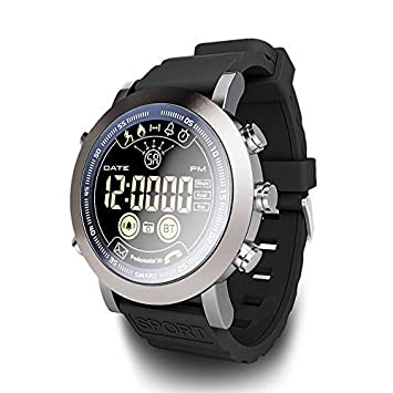 Montre Intelligente, Inciple Montre Connectée LF23 Hommes Smart Sport Montre IP68 Professionnel Étanche 610Mah Batterie