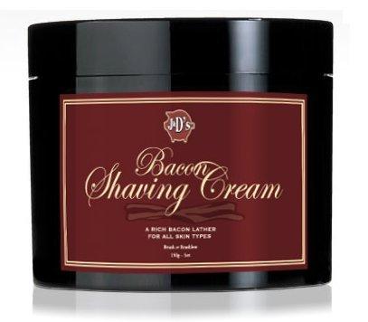 Bacon Shaving Cream