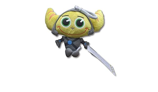 Ratchet and Clank - Clank Keyring by Ratchet & Clank Keyring ...