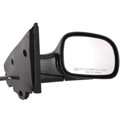 Mirror Door Voyager - Make Auto Parts Manufacturing - RH Door Mirror Fits Chrysler 01-07 Town & Country Dodge Caravan With Power Heated Side View Mirror Folding - CH1321199