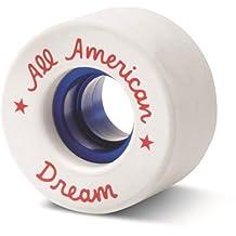 All American Dream Wheels White