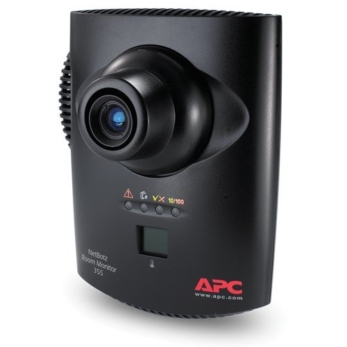 APC 2BC3017 NetBotz Room Monitor 355 Security Camera from APC