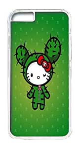 IPhone 6 Case, IPhone 6 Cases Hard Case Hello Kitty Emo Case For IPhone 6, IPhone 6 PC Transparent Case