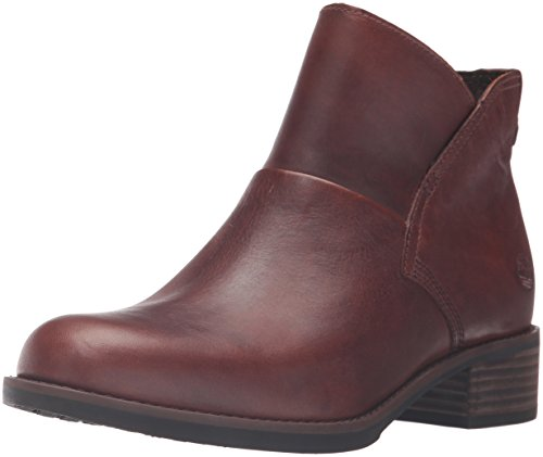 Timberland Women's Beckwith Side Zip Chelsea Boot, Rawhide Forty, 7 M US