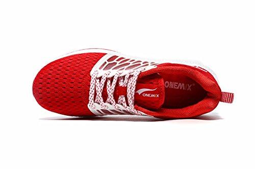 blanc Rouge Homme Onemix Sport Sport Onemix Xq8YW7