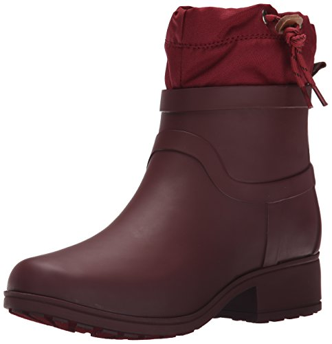 Chanceux Rebeka Rainboot Vin De Rubis