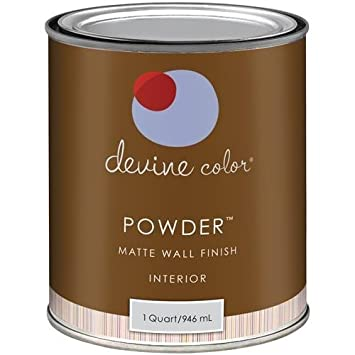 Cocoa Brown Paint