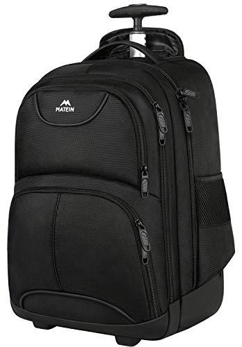 Rolling Backpack Matein Waterproof