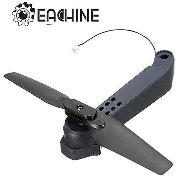 perfeclan Propeller RC Drone + Protectores de Cuchillas + Motores ...